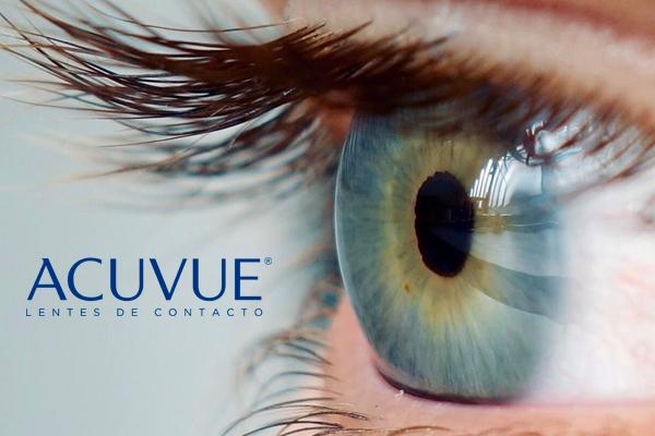bfa2cf5835 Acuvue. Las lentillas que te cambiarán la vida.